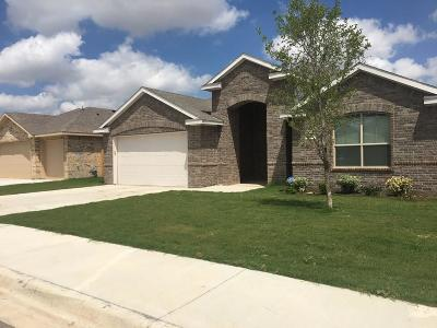 Midland Single Family Home For Sale: 2327 Ridgeway