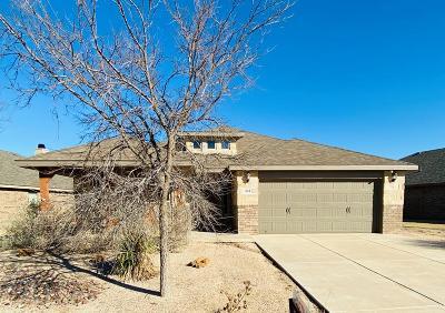 Midland Single Family Home For Sale: 404 Mel Ott
