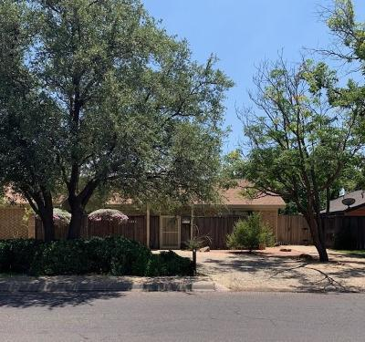 Midland Single Family Home For Sale: 1411 W Golf Course Rd