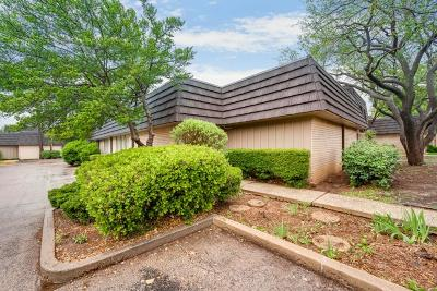 Midland Single Family Home For Sale: 2100 #34 Wadley Ave