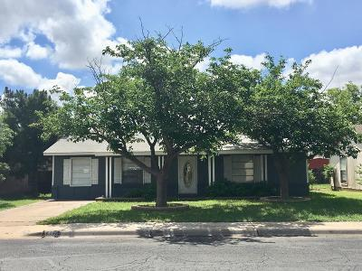 Midland County Rental For Rent: 4423 Leddy Dr