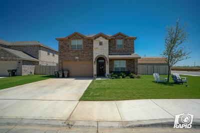 Greenwood, Midland Single Family Home For Sale: 2300 Vista Ridge Rd