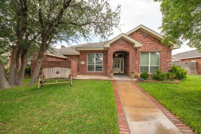 Greenwood, Midland Single Family Home For Sale: 5501 Highland Court