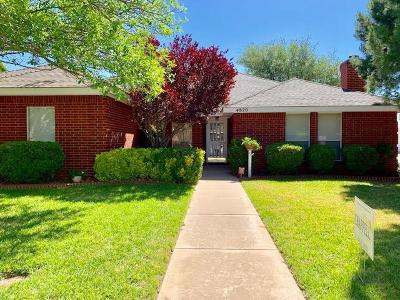 Midland Single Family Home For Sale: 4820 Timber Lane