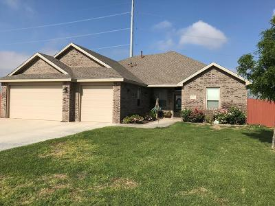 Greenwood, Midland Single Family Home For Sale: 2500 S County Rd 1089