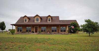 Midland County Single Family Home For Sale: 6690 E Goldenrod Ave