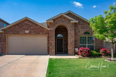 Midland Single Family Home For Sale: 6704 Colony Rd