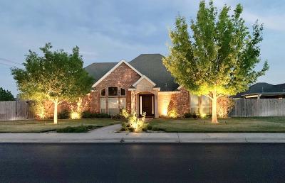 Greenwood, Midland Single Family Home For Sale: 4901 Hilltop Dr