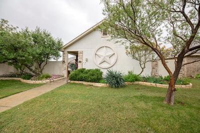 Odessa Single Family Home For Sale: 7104 Stonegate