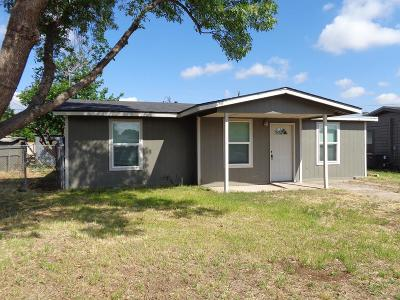 Midland Single Family Home For Sale: 516 Ruby Dr