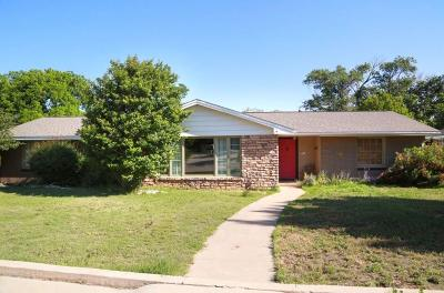 Single Family Home For Sale: 706 Hillside