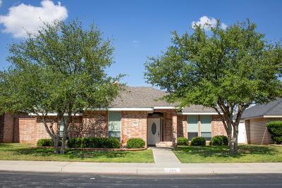 Midland Single Family Home For Sale: 4906 Quartz Lane