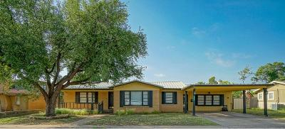 Midland Single Family Home For Sale: 2503 W Cuthbert Ave
