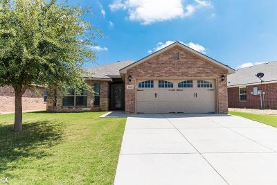 Midland Single Family Home For Sale: 5805 Nolan Ryan Dr