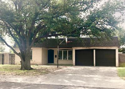 Midland Single Family Home For Sale: 3301 Providence Rd
