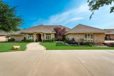 Greenwood, Midland Single Family Home For Sale: 4605 Island Dr