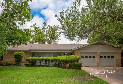 Midland Single Family Home For Sale: 3203 Boyd Ave