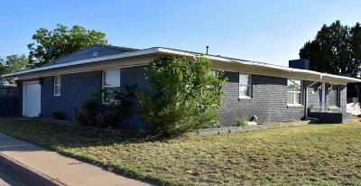 Midland Single Family Home For Sale: 3101 Mariana Ave