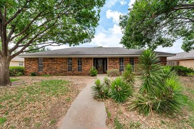 Midland Single Family Home For Sale: 2903 Northtown Place