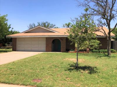 Midland County Rental For Rent: 3510 Humble Ave