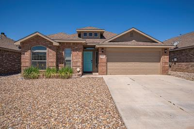 Midland Single Family Home For Sale: 405 O'rourke