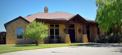 Midland Single Family Home For Sale: 6501 Saddle Horn Lane