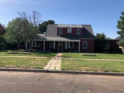 Midland County Rental For Rent: 1800 College Ave