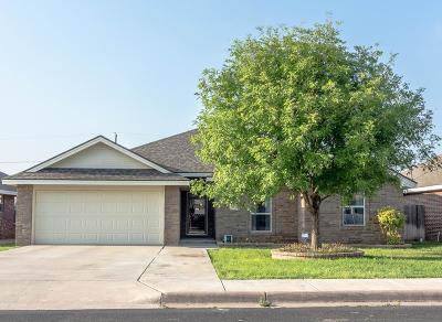 Midland Single Family Home For Sale: 4621 Erie Dr