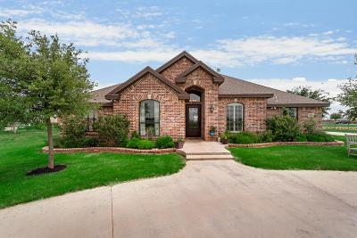 Midland County Single Family Home For Sale: 1304 E County Rd 129