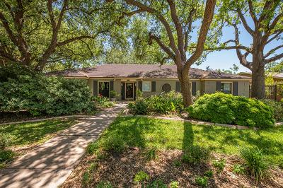 Midland Single Family Home For Sale: 3101 Stanolind Ave