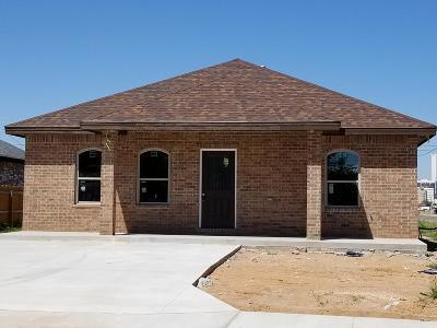 Greenwood, Midland Single Family Home For Sale: 111 N Madison