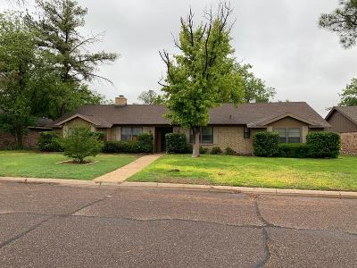 Midland Single Family Home For Sale: 2406 Metz Place