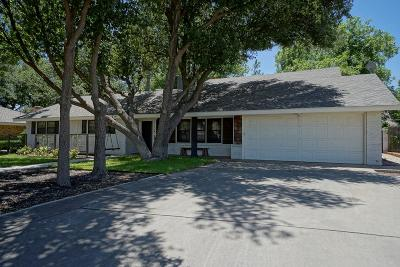 Midland Single Family Home For Sale: 2209 Cimmaron Drive