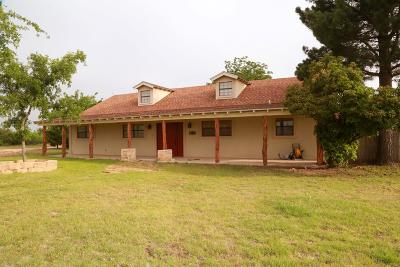 Single Family Home For Sale: 1807 Driver Rd