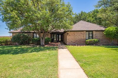 Greenwood, Midland Single Family Home For Sale: 6502 Driftwood Dr