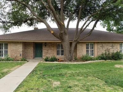 Midland Single Family Home For Sale: 1 Auburn Court