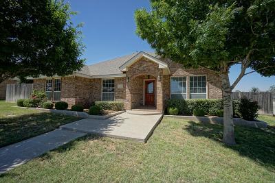 Midland Single Family Home For Sale: 5702 Pedernales Dr