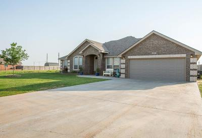 Greenwood, Midland Single Family Home For Sale: 1600 S County Rd 1085