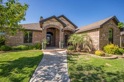 Midland Single Family Home For Sale: 3201 Fairfield Lane