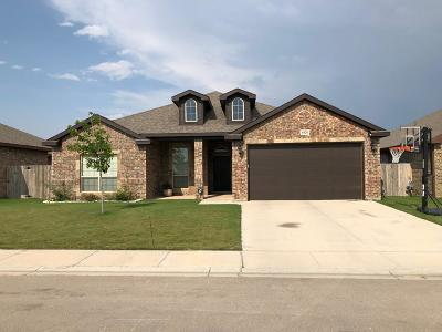 Odessa Single Family Home For Sale: 6920 King Ranch Rd