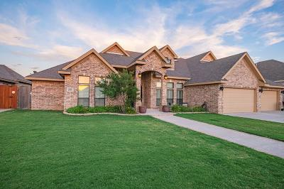 Midland Single Family Home For Sale: 2020 Mosswood