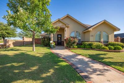 Midland Single Family Home For Sale: 3228 Fairfield Lane