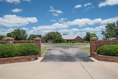 Midland Single Family Home For Sale: 4900 Trobaugh