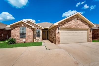 Odessa Single Family Home For Sale: 9114 Lamar Ave