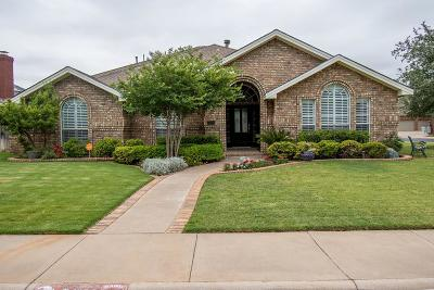 Midland Single Family Home For Sale: 5611 Ridgemont