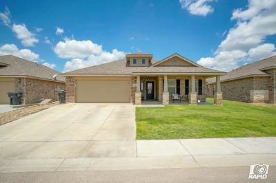Odessa Single Family Home For Sale: 811 E 94th Court