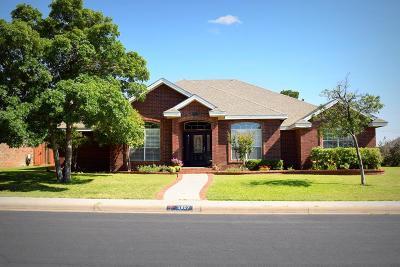 Midland Single Family Home For Sale: 5807 Greenridge