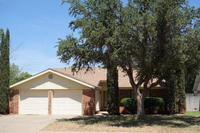 Midland Rental For Rent: 4608 Debbie Cove