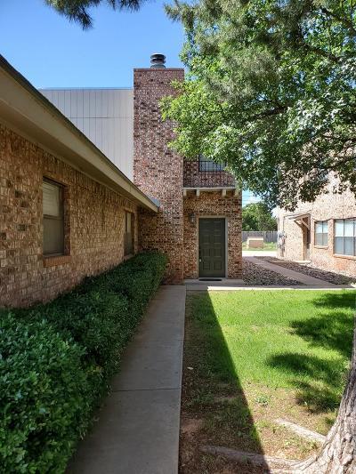 Midland Rental For Rent: 424 C Pecan Ave