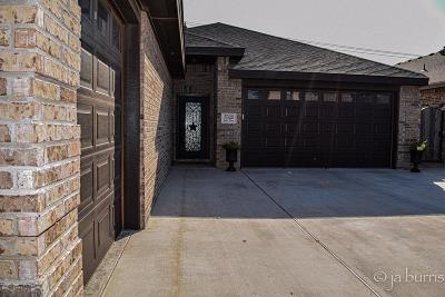 Midland Single Family Home For Sale: 5325 Bella Place